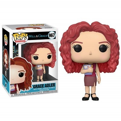 Funko POP! Television Will & Grace Grace Adler #967