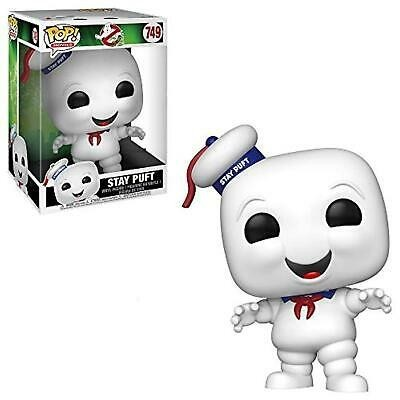 "Funko POP! GhostBusters Stay Puft 10"" Super Sized #749 Special Edition (Caixa Danificada)"
