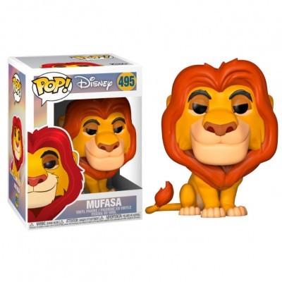 Funko! Pop Lion King Mufasa