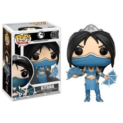 Funko! Pop Mortal Kombat Kitana #253
