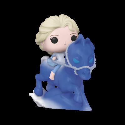 """Funko POP! Disney Frozen II Elsa Riding Nokk 6"""" #74"""