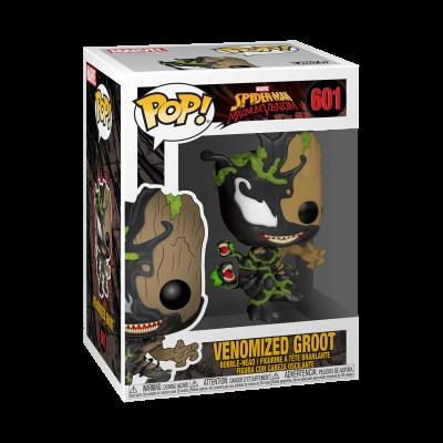 Funko! Pop Marvel Spider-Man Maximum Venom Venomized Groot #601