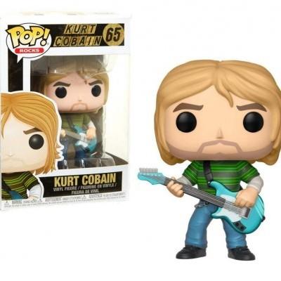Funko! Pop Kurt Cobain