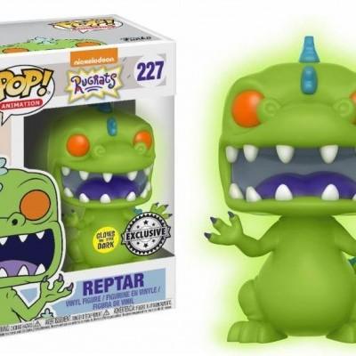 Funko POP! Rugrats Reptar #227 (Exclusive & Glows In The Dark)