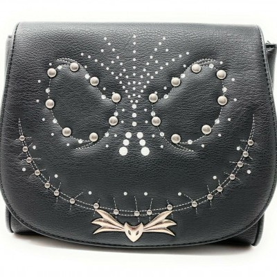 Mala LoungeFly Disney Jack Skellington