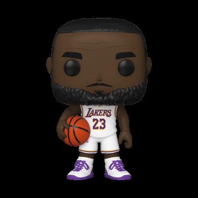 Funko POP! NBA Los Angeles Lakers LeBron James (Alternate) #90