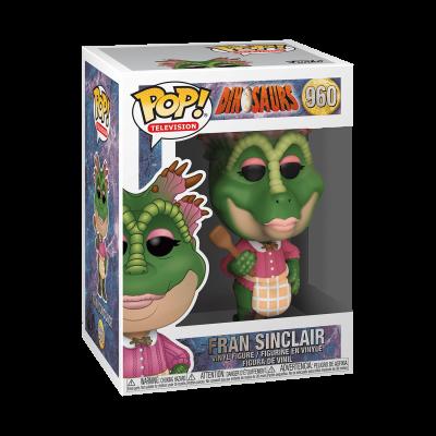 Funko! Pop Television Dinosaurs Fran Sinclair #960