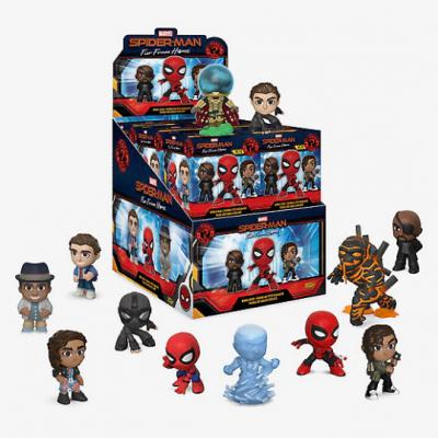 Funko POP! Mystery Mini Figures Blind Box Marvel Spider-Man Far From Home