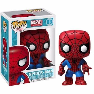 Funko! Pop Marvel Spider Man #03