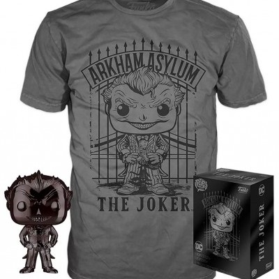 Funko POP! Tees DC Box The Joker