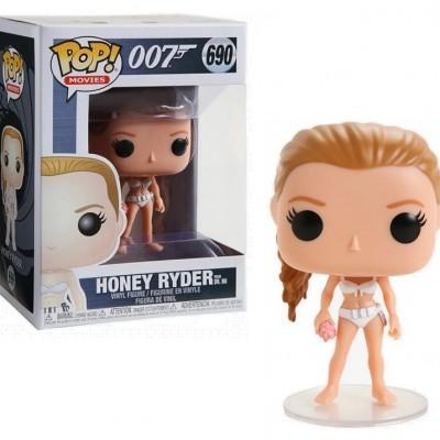 Funko! Pop 007 James Bond Honey Ryder from Dr. No