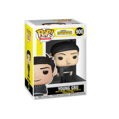 Funko POP! Movies Minions The Rise of Gru Young Gru #900