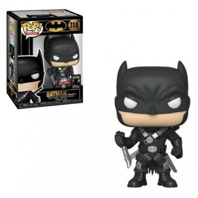 Funko POP! Batman 80th Batman Grim Knight #318 Special Edition