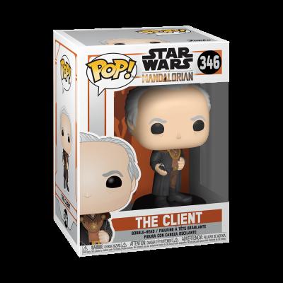 Funko! Pop Star Wars Mandalorian The Client #346