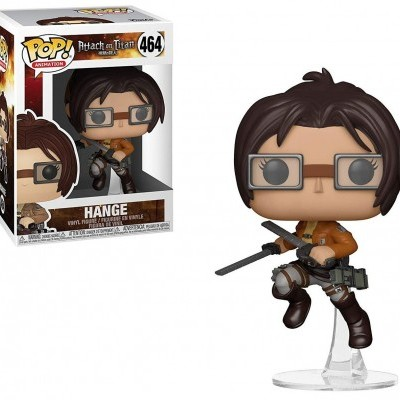 Funko POP! Attack on Titan Hange #464