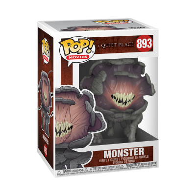 Funko POP! Movies A Quiet Place Monster #893