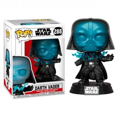 Funko! Pop Star Wars Electrocuted Vader #288