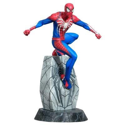 Figura Spiderman Marvel Video Game Gallery 25cm Diamond