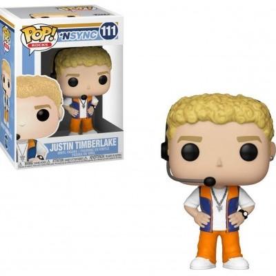 Funko! Pop Nsync Justin Timberlake #111