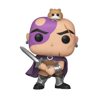 Funko! Pop Games Dungeons & Dragons Minsc & Boo #574