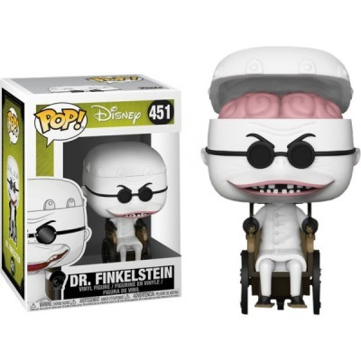 Funko! Pop Disney The Nightmare Before Christmas Dr. Finkelstein #451