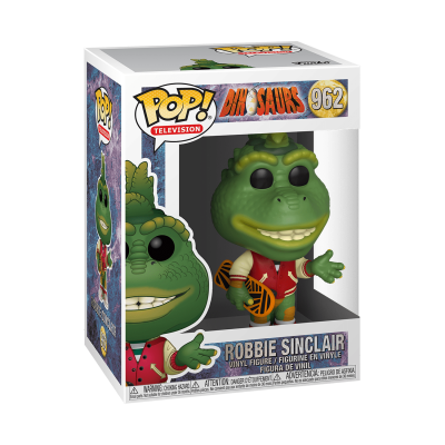 Funko! Pop Television Dinosaurs Robbie Sinclair #962