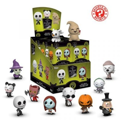 Funko POP! Mystery Mini Figures Blind Box Nightmare Before Christmas