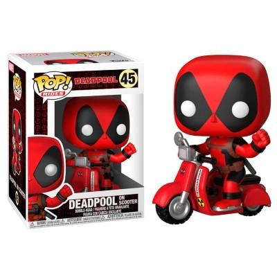 Funko! Pop Deadpool Deadpool with Scooter