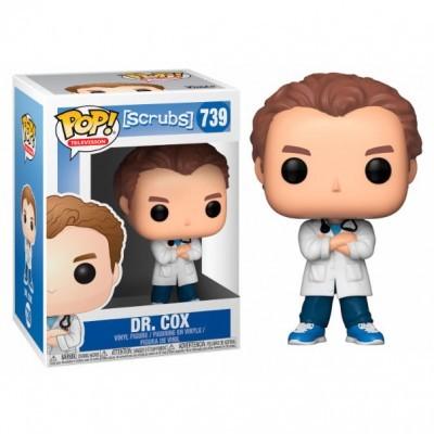 Funko! Pop Scrubs Dr. Cox