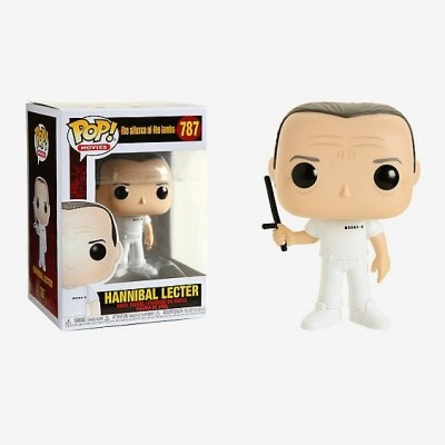 Funko! Pop The Silence of the Lambs Hannibal Lecter