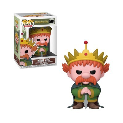 Funko POP! Disenchantment King Zog #594