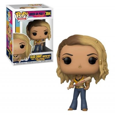Funko POP! Birds of Prey Black Canary Boobystrap Battle #304