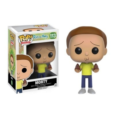 Funko POP! Rick & Morty Morty #113