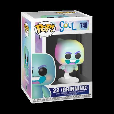 Funko! Pop Disney Pixar Soul 22 (Grinning) #748