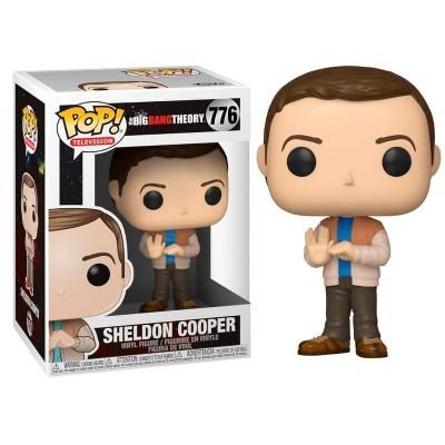 Funko! Pop The Big Bang Theory Sheldon