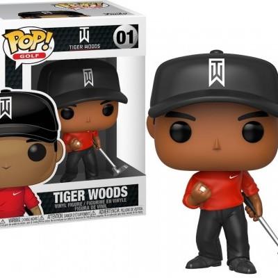 Funko! Pop Icons Tiger Woods