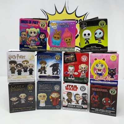 Funko POP! Open Mystery Mini Figures