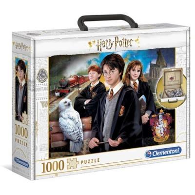 Puzzle Harry Potter (maleta) 1000 Peças Clementoni