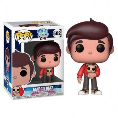 Funko! Pop Star vs The Forces of Evil Marco Diaz