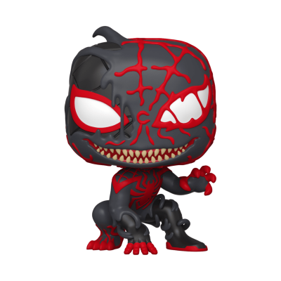Funko! Pop Marvel Spider-Man Maximum Venom Venomized Miles Morales #600