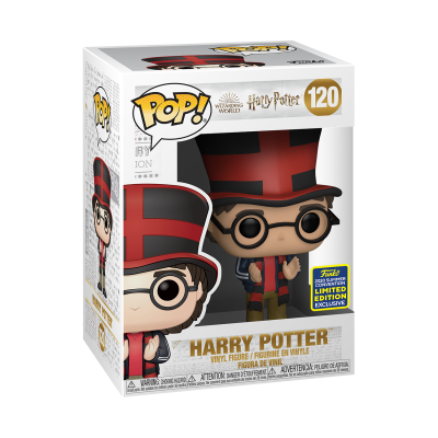 Funko POP! Harry Potter Harry Potter At World Cup #120 SDCC2020 Exclusive