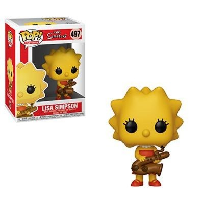Funko POP! The Simpsons Lisa #497
