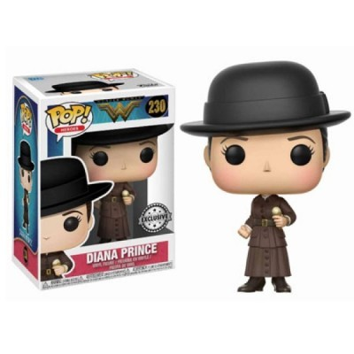 Funko POP! Wonder Woman Diana Prince with Ice-Cream #230 Exclusive