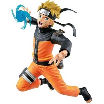 Uzumaki Naruto - Naruto Shippuden Estátua PVC 17cm Banpresto