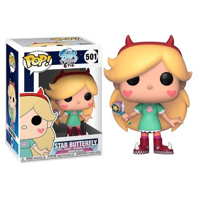 Funko! Pop Star vs The Forces of Evil Star Butterfly