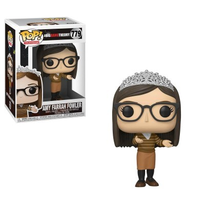 Funko! Pop The Big Bang Theory Amy