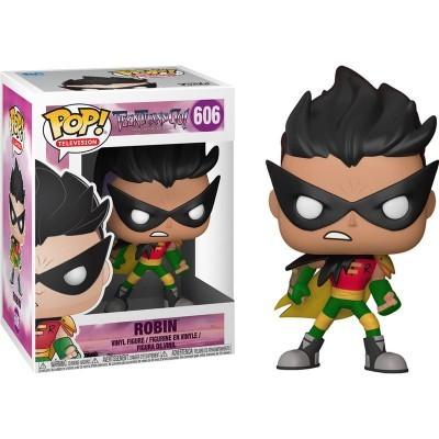 Funko! Pop Teen Titans Go! The Night Begins to Shine Robin