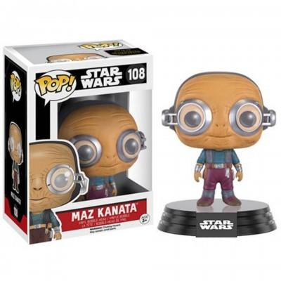 Funko! Pop Star Wars Maz Kanata #108