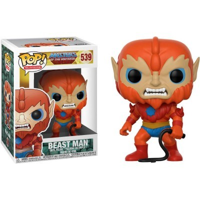 Funko! Pop Masters of the Universe Beast Man #539