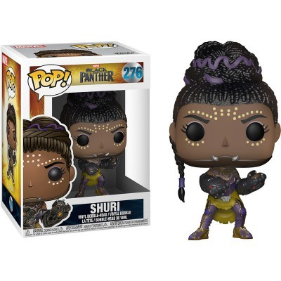 Funko! Pop Marvel Black Panther Shuri